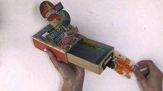 World's Fair Pop-Up Gift Card Box- Graphic 45