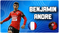 BENJAMIN ANDRE | Rennes | Goals, Skills, Assists | 2015/2016 (HD)