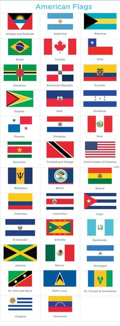 Flags of the World - Lingokids - American Flags - Flags Of European Countries, European Flags, Countries And Flags, Different Country Flags, World Country Flags, World Flag Images, World Flags Printable, All World Flags, Asian Flags