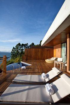 Vila Esmeralda Bungalow - Ponta dos Ganchos Resort   Santa Catarina - Brazil