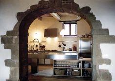 Luxury design villa in Umbria in Italy with superb views over the Trasimeno Lake. Villa, Italy, Mirror, Luxury, Kitchen, Inspiration, Furniture, Design, Home Decor