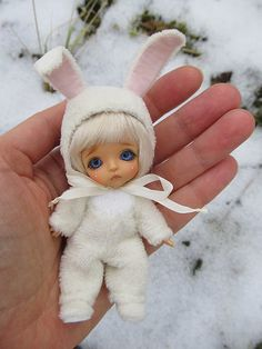 My little bunny   by Smilga2008