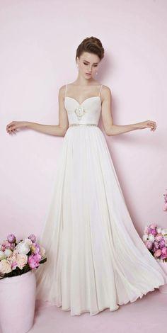 Alon Livné 2014 Bridal Collection | bellethemagazine.com
