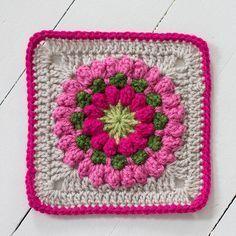 Flower granny