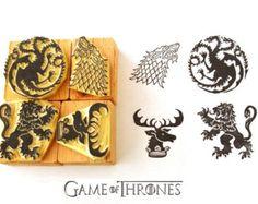 game of thrones stamp - Pesquisa Google