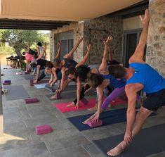 Yoga & Pilates Retreats at Mani Greece Best Yoga Retreats, Zen Rock, Pilates, Greece, Meditation, Exercise, Rocks, Travel, Pop Pilates