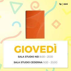 Il Giovedì o meglio noto come dai che domani è Venerdì vieni a passarlo nelle nostre sale studio a #Monza! Per avere altre informazioni vai sul nostro sito http://ift.tt/2lVt2Vw ! #SpazieAzioni #WorkInProgress #sedici35