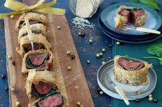 Beef Wellington hapjes - Chickslovefood