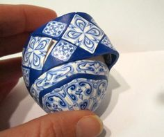 polymer clay egg tutorial