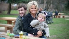 Philip McGinley and Emily Atack in Almost Married - a British comedy!