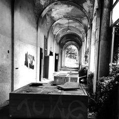 ex ospedale psichiatrico di Limbiate (frazione mombello) Milano.