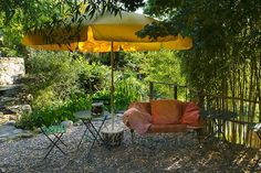 Jardin des sambucs languedoc roussillon in france - Creating privacy in backyard ...