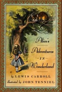 Alice In Wonderland by Lewis Carroll and illustrated by John Tenniel. Still my favourite version.