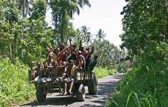 Rabaul Daily Photo