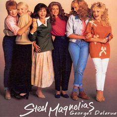 steel magnolias...the first time I heard the name Shelby for a girl....loved it then and love it now :)