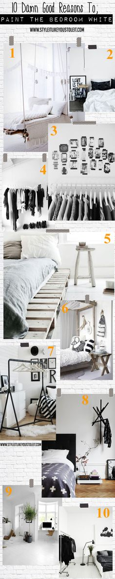 Discover thousands of images about DIY paper Leica camera by Matthew Nicholson PDF White Bedroom, Bedroom Wall, Living Spaces, Walls, Decor Ideas, Homes, Flat, Interior Design, Cool Stuff