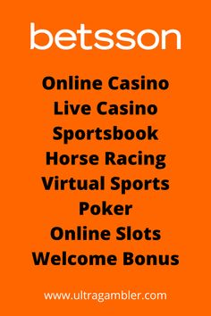 Betsson Casino is the ultimate online casino featuring an amazing first deposit bonus, fantastic slots, superb table games and an incredible live casino. Top Casino, Live Casino, Casino Reviews, Casino Games, Table Games, Horse Racing, Free Games, Slot, The Incredibles