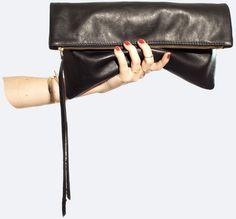 WIN a Titch leather clutch worth R750