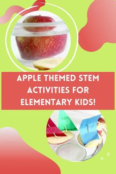 There is NO better way to experience fall than through science! This fun Fall Slime Pack just oozes with fall exploration. In this Fall Apple Themed STEM Pack your children will use the scientific process to explore and learn about apples. Encourage your children to science and math skills from a young age with our STEM season themed packs. Fall Preschool Activities, Graphing Activities, Apple Activities, Spaghetti Tower, Apple Theme, Apple Seeds, Stem Challenges, Math Skills, Life Cycles