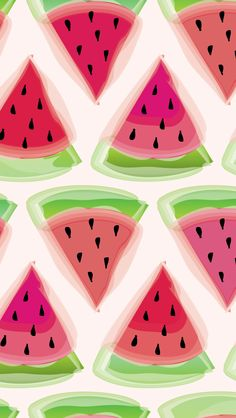 Freebie - Watermelon Wallpapers - The White Corner Creative