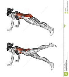 Fitness Exercising. Hip Extension In Position Strap. Female - Download From Over 45 Million High Quality Stock Photos, Images, Vectors. Sign up for FREE today. Image: 45859166