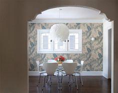 20 ambientes com papel de parede para você se inspirar - Casinha Arrumada