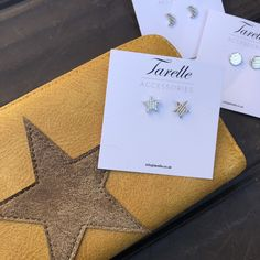 Free studa with every purchase while stocks last Selling Jewelry, Place Cards, Place Card Holders, Gift Wrapping, Celestial, Gifts, Bags, Free, Accessories