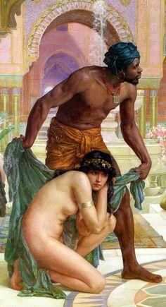 Slave ernest normand
