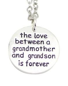 Mimi loves you Talan! The Love Between a Grandmother and Grandson is Forever Necklace Grandson Quotes, Quotes About Grandchildren, Sister Quotes, Daughter Quotes, Father Daughter, Family Quotes, Grandma And Grandpa, Grandmother Quotes, Grandparents
