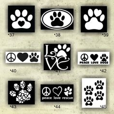 AUSTRALIAN SHEPHERD Vinyl Decals  Car Window Stickers - Vinyl stickers on cars