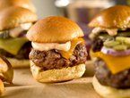 Pioneer Woman-Sliders with Chipotle Mayonnaise