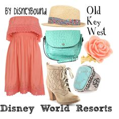 Old Key West Resort inspired style