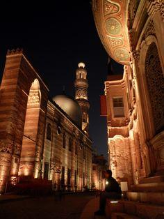 Sultan Hasan Mosque, Cairo, Egypt