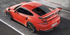 Porsche 911 GT3 RSR Rumor
