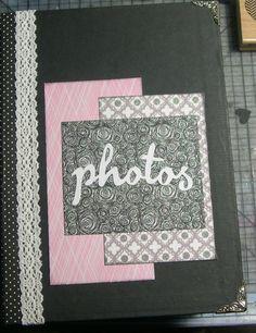 mini album enveloppe
