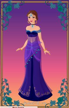 "Marina by kawaiibrit.deviantart.com on @deviantART ""Sinbad: Legend of the Seven Seas"""