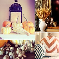 EASY FALL DECORATING IDEAS FROM INSTAGRAM