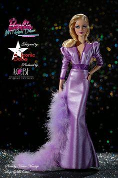 DIVA GLAM, Barbie conmemorativa de la convenión nacional de coleccionistas de Barbie de España 2014