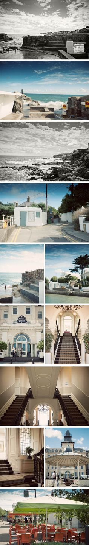 #Royal Marine Hotel wedding locations