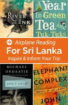 Going to Sri Lanka? Then this installment of Airplane Reading will inform and inspire your travel with books set in Sri Lanka. These Sri Lanka books cover contemporary fiction, historical fiction, non-fiction and books to help you plan your trip to Sri Lanka