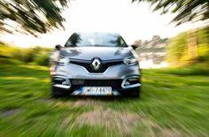 Renault Captur nad jeziorkiem. #kampaniaRenaultCaptur