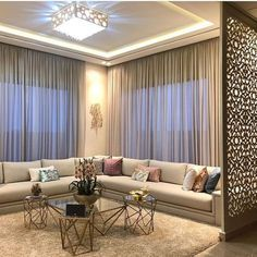 Enhance Your Senses With Luxury Home Decor Ceiling Design Living Room, Home Room Design, Home Interior Design, Living Room Designs, Drawing Room Ceiling Design, Elegant Living Room, Living Room Modern, Home Living Room, Moroccan Living Rooms