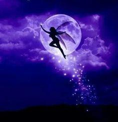 Beautiful Moon Fairy.