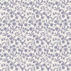 Bluebell Wood Little Flowers Cream from Designed by Lewis and Irene, this nature inspired cotton print fabric is perfect for quilting, apparel and home decor accents. Colors include blue and cream. Patchwork Fabric, Cool Fabric, Floral Fabric, Fabric Flowers, Flower Paper, Fabric Art, Sewing Machine Service, Quilt Material, Dressmaking Fabric