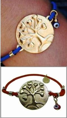 Irish tree of life... love this bracelet. I would also get a tiny tattoo of this tree because I love its meaning
