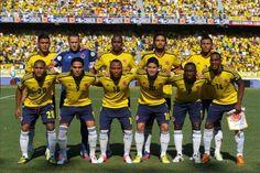 The Colombian National Team - La Selecion Colombia