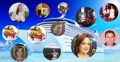 ¡Guau, Angie Cordoba, tú y tus amigos vais a tener un crucero espectacular! El barco no podrá albergar toda la diversión y emoción que tú y tus amigos tendréis. ¡Contigo como líder del grupo, todo será perfecto! ¡Entrégate al sol y a las olas y disfruta de este maravilloso grupo porque te quieren con toda su alma! letsgo.colombia7@gmail.com