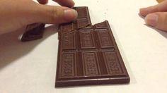 How the Infinite Chocolate Bar Trick Works - YouTube