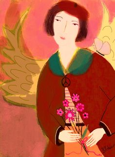Barbara Perrine Chu / Peace Angel