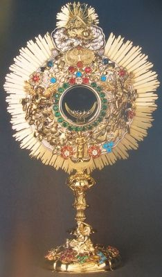 14 best monstrance images on pinterest catholic roman catholic